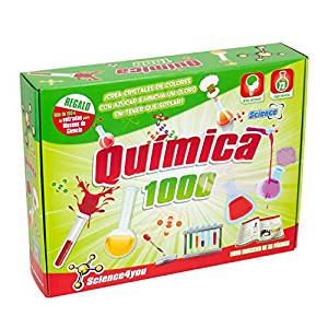 química 1000 de science4you